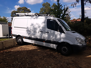 2010 Mercedes Sprinter 319 MUST SELL Capital Hill South Canberra Preview
