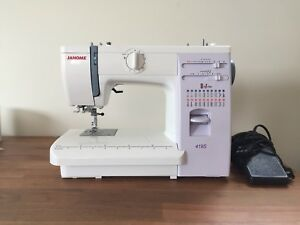 Janome 419S Sewing Machine