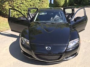 Mazda RX8 2007 seulement 47,700kms!