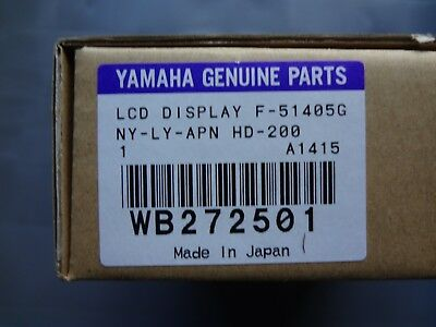 NEW Yamaha LCD Display assembly WB272501 HD-200 ES6 ES7 ES8 and other models for sale  Shipping to Canada