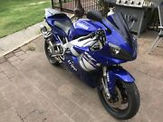 Yamaha R1 YZF 2000 model,1000cc,RWC included..$3,500 ono Marsden Logan Area Preview