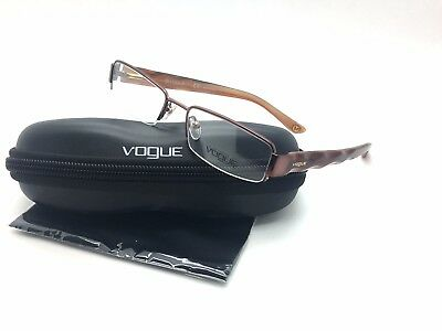 Vogue Brown children & kids vo 3758 811 brown 51 17 135 MM demo lenses
