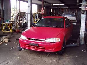 WRECKING MITSUBISHI LANCER COUPE 97 98 99******2001 2002 PARTS Lonsdale Morphett Vale Area Preview