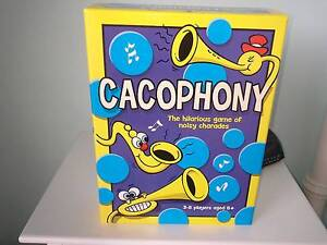 Cacophony Game Aspendale Gardens Kingston Area Preview