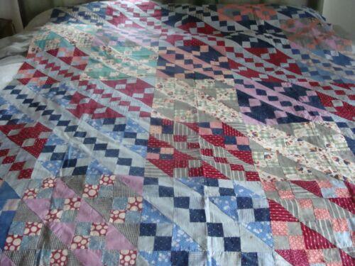 Vintage ~ Antique Quilt Top ~ Jacob