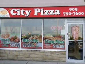 Pizza Business for Sale in Brampton