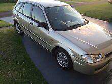 99 mazda 323 auto Medowie Port Stephens Area Preview