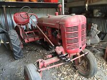 Vintage Farmall model A Maraylya The Hills District Preview