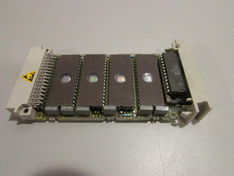 Siemens 6DD1610-0AG1 Memory Module Sinec Symadyn D. Simatic