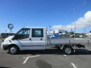 2013 Ford Transit DAULCAB TRAYBACK Westcourt Cairns City Preview