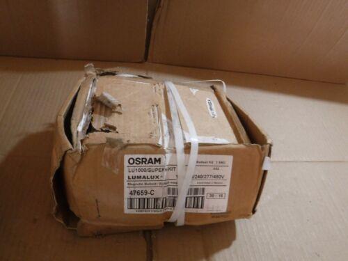OSRAM LU1000/SUPER5-KIT 120/208/240/277/480V MAGNETIC BALLAST MODEL 47659-C