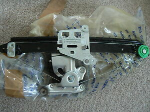 Volvo 31253719 window mechanism regulator left rear door for 2002 volvo s80 window regulator