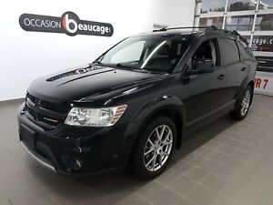 2013 Dodge Journey R/T Rallye CUIR - AW