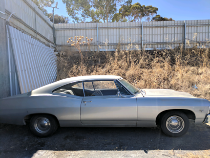 1967 Chevrolet Impala V8 coupe LHD Hampstead Gardens Port Adelaide Area Preview