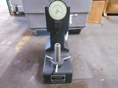Louis Small Service Diamond Hardness Tester For Rockwell Testing 8blp 192