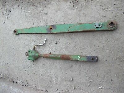 John Deere Mt 40t 40 Rowcrop Tractor Aftermarket 3pt Hitch Lift Bottom Arm