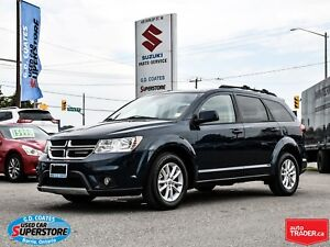 2013 Dodge Journey SXT ~Fog Lamps ~Alloy Wheels ~Very Clean