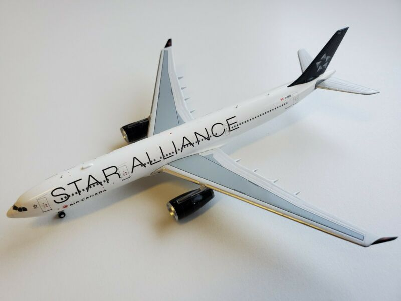 1:400 NG Models Air Canada Airbus A330-300 62011 C-GEGI Star Alliance