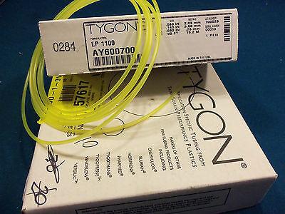 - Tygon LP-1100 Yellow Fuel Line .08 X .140, Craftsman, Echo, Ryobi, Poulan- 2 Ft
