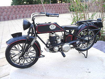 Motorrad DKW Modell Bike Harley Blech Retro Nostalgie Dekoration Geschenk