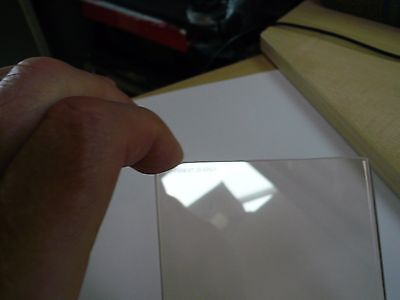"Professional film 4"" x 4"" Tiffen 81B Glass Filter i.e DOP ARRI SONY RED URSA GH5"