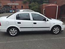 2001 Holden Astra Sedan South Yarra Stonnington Area Preview