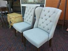 Dining chairs wingback and non wingback - Perfuremp Midland Swan Area Preview