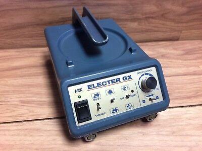 NICE NSK ELECTER GX 1000 - 35000 RPM CONTROL UNIT DEBUR ENGRAVING DENTAL