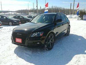 2012 Audi Q5 3.2L S line !!CERTIFIED!!FINANCING!!WARRANTY!!
