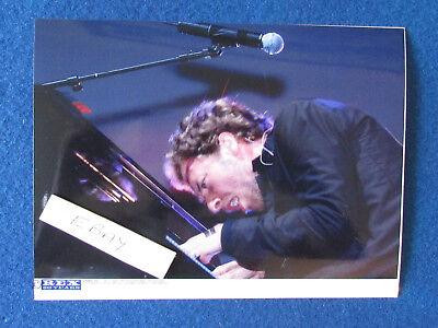 "Original Press Photo - 8""x6"" - Coldplay - Chris Martin - 2005 - J"