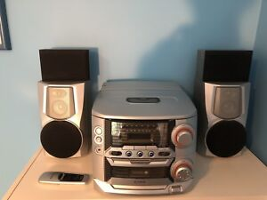 Curtis Stereo System