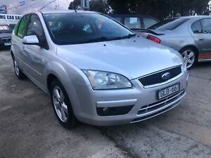 2006 Ford Focus LX Automatic Hatchback Fawkner Moreland Area Preview