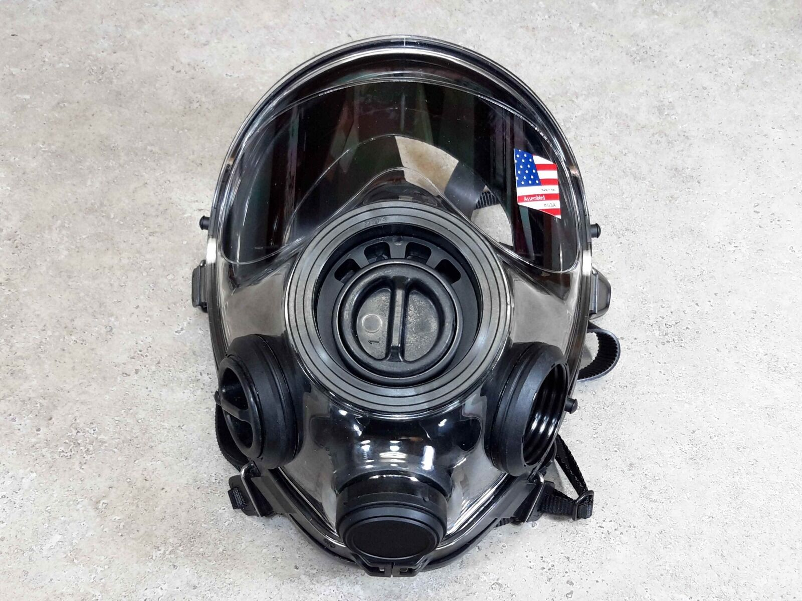 SGE 400/3 Gas Mask / Respirator - CBRN & NBC Protection -NEW - Made March 2019 !