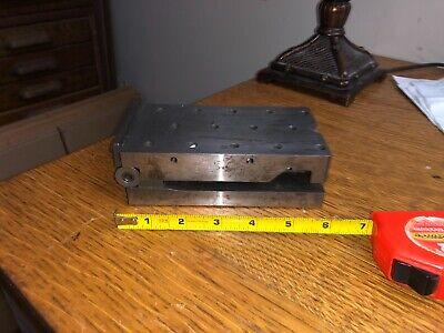 6 X 3.5 X 2 Compound Sine Plate