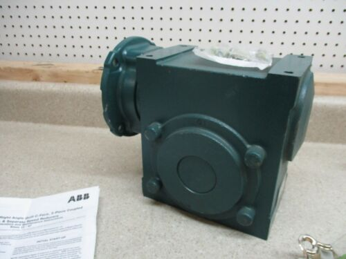 ABB DODGE TIGEAR 2 RIGHT ANGLE QUILL SPEED REDUCER  #3111240M NEW