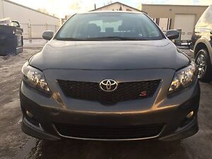 2010 TOYOTA COROLLA LOW KM 43K ONLY