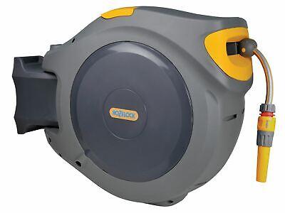 Hozelock 2595 40m AutoReel + 40m of 12.5mm Hose
