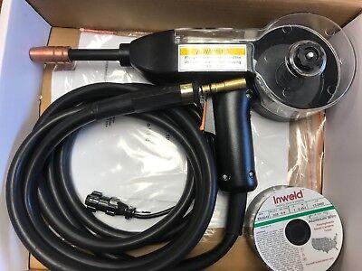 Sale Sh-100 Style Mig Welding Spool Gun Fits Hobart Style Machines