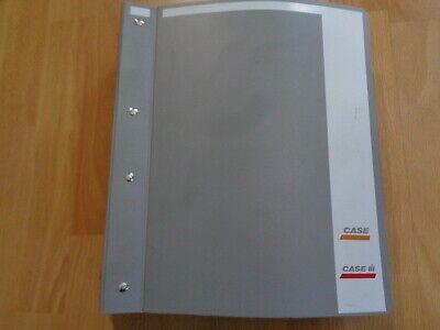 Case Ih Rbx452 Rbx462 Rbx552 Rbx562 Round Baler Factory Repair Manual Set Oem