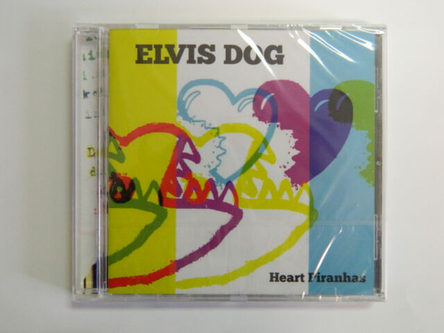 ELVIS DOG - HEART PIRANHAS CD NEU & OVP
