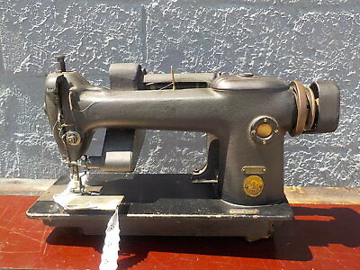 Industrial Sewing Machine Singer 241-11 With Ruffler One Needle