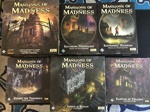 Mansions of madness second edition collection