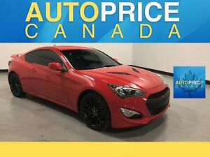 2016 Hyundai Genesis Coupe 3.8 R-Spec MOONROOF|NAVIGATION|LEA...