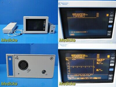 Spacelabs 90309 Vital Signs Patient Monitor W 90515 Co2 Module Psu 20726