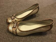 Brand NEW STACCATO size 7 gold pump Rhodes Canada Bay Area Preview