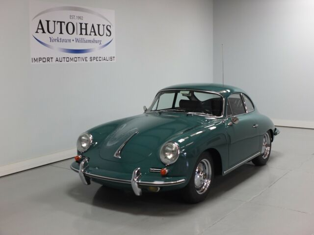 Image 1 of Porsche: 356 Green