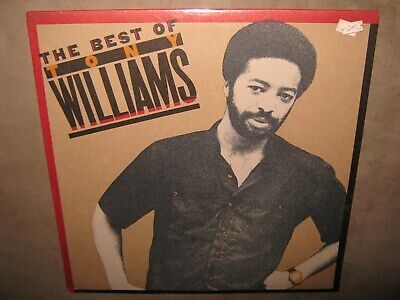 TONY WILLIAMS The Best Of RARE SEALED New Vinyl LP 1980 JC-36397 NoCut