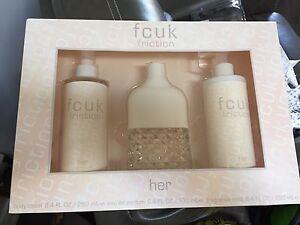 Perfume, lotion and spray