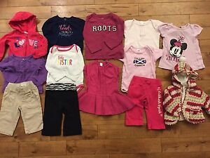 Girls 6-12m name brand lot