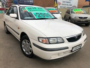 Mazda 626 LUXURY Automatic Sedan Fully serviced long rego Immaculate Granville Parramatta Area Preview